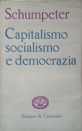 Capitalismo, socialismo e democrazia.