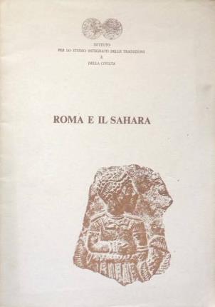 Roma e il Sahara.