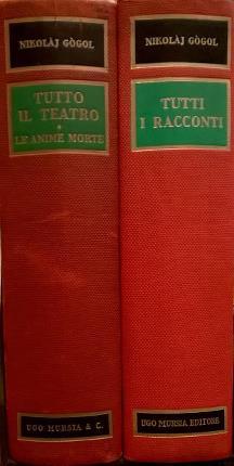 Tutte le opere narrative e il teatro. Due volumi.