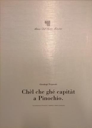 Taccuino di Arno Borghi.