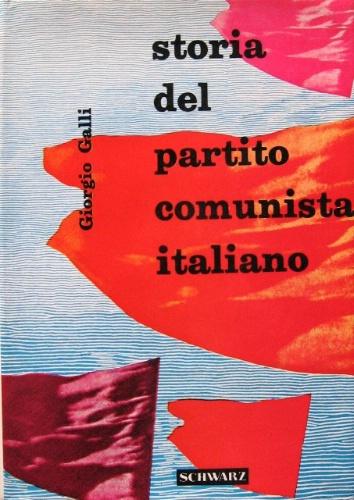 Storia del Partito Comunista Italiano.
